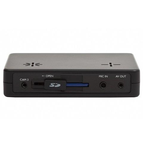 Автомобільний відеореєстратор з GPS на 4 камери Smarty BX 4000 Прев'ю 3