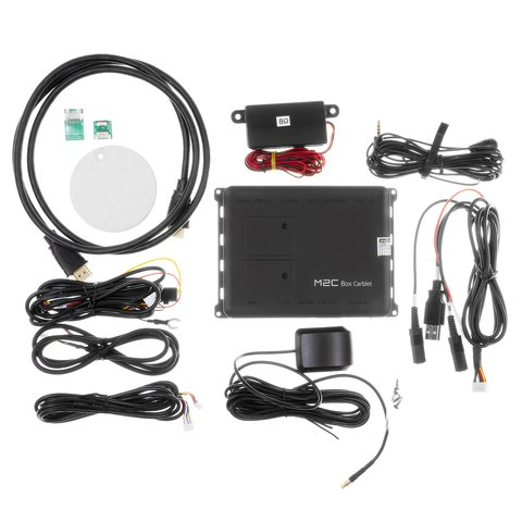 Universal Navigation Box on Android with HDMI Output for OEM Monitors Preview 8