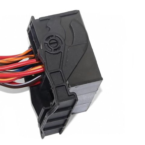 ISO - QuadLock Adapter with Can-Bus Wiring for Connecting RCD510, RCD 310, RNS 510 Head Units in Skoda/Volkswagen Preview 3