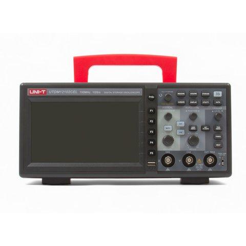 Цифровой осциллограф UNI-T UTDM 12102CEL (UTD2102CEL)