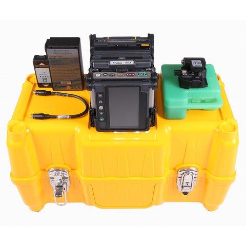 """Зварювальний апарат для оптоволокна Fujikura 80S+ """"Kit-A"""" Standard Прев'ю 3"""