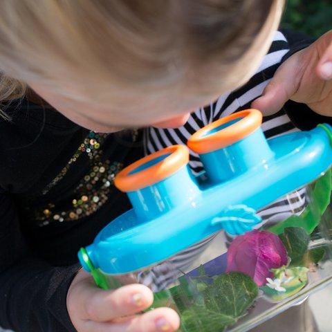 Обучающая игрушка Educational Insights серии Геосафари: Мир насекомых Превью 3