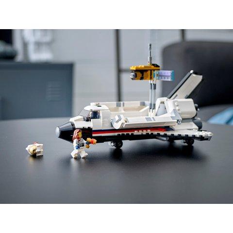 Конструктор LEGO Creator Пригоди на космічному шатлі 31117 Прев'ю 16