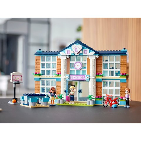 Конструктор LEGO Friends Школа Хартлейк-Сіті 41682 Прев'ю 19