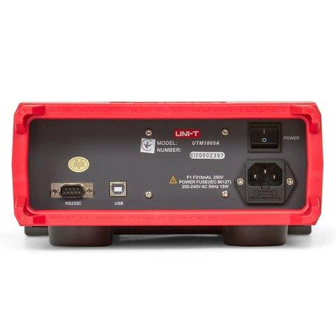 Bench Type Digital Multimeter UNI-T UT805A Preview 3